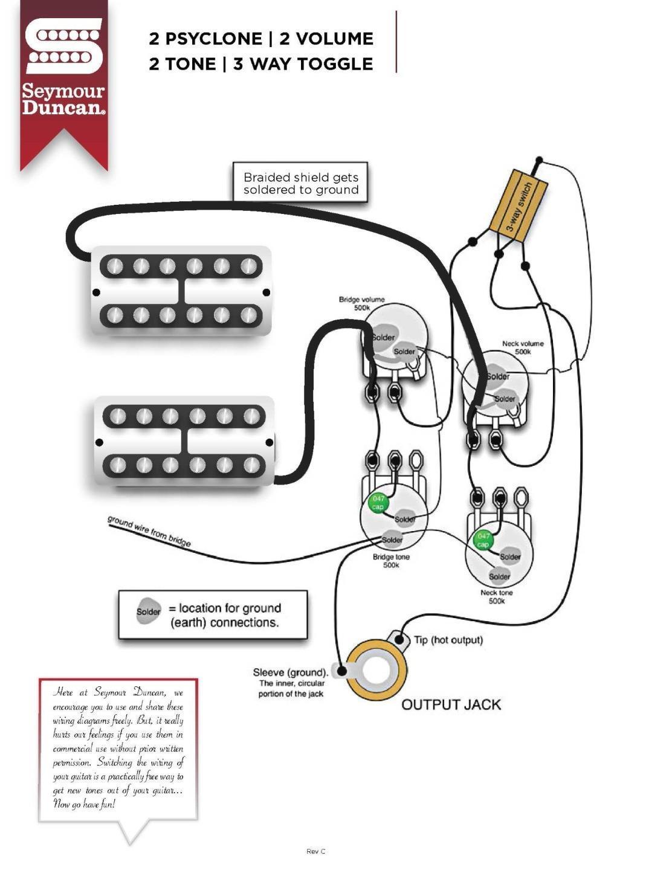 Seymour Duncan Psyclone Vintage Neck Pickupnickelfiltertron Adding Wiring Diagram Humbucker Strat Product Categories